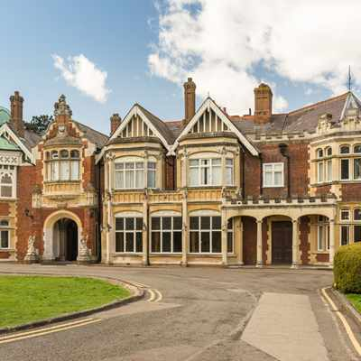 Bletchley Park - 45 minutes from Hartwell House