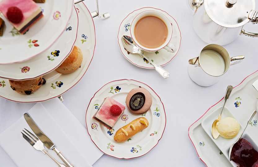 Traditional Afternoon Tea In Buckinghamshire Hartwell